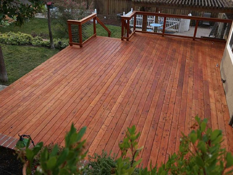 Type Of Woods Best For Your Decking Project